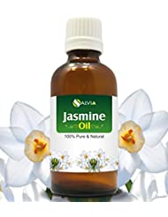 JASMINE OIL 100% NATURAL PURE UNDILUTED UNCUT ESSENTIAL OILS 30ml by SALVIA