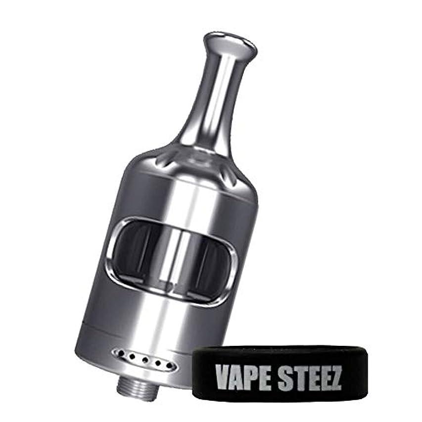 排出震え後ろ、背後、背面(部Aspire Nautilus 2S Tank 23mm MTL タバコ吸い 電子タバコ クリアロマイザー(StainlessSteel)