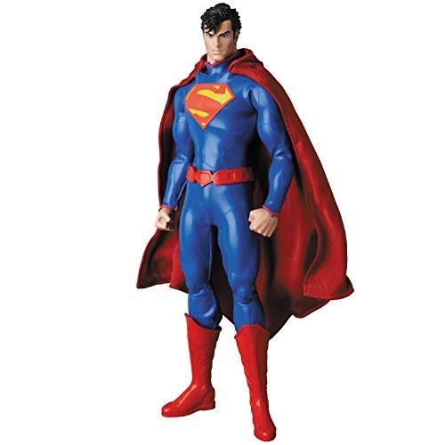 RAH(리얼 액션 히어로즈) SUPERMAN (1/6스케일 ABS&ATBC-PVC도장필 가동 피규어)- (2015-09-02)