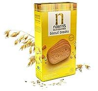 'Nairns GF Biscuit Breaks Stem Ginger 160 g [並行輸入品]