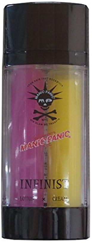 プラスチック象舗装マニックパニック インフィニスト ローション×クリーム<ヘアスタイリング>