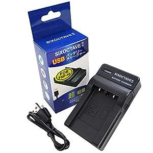 str 互換充電器USBチャージャー LI-...の関連商品10