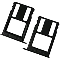 Dogxiong Genuine Black Micro Sim Card Holder Tray Replacment Parts For Huawei Google Nexus 6P [並行輸入品]