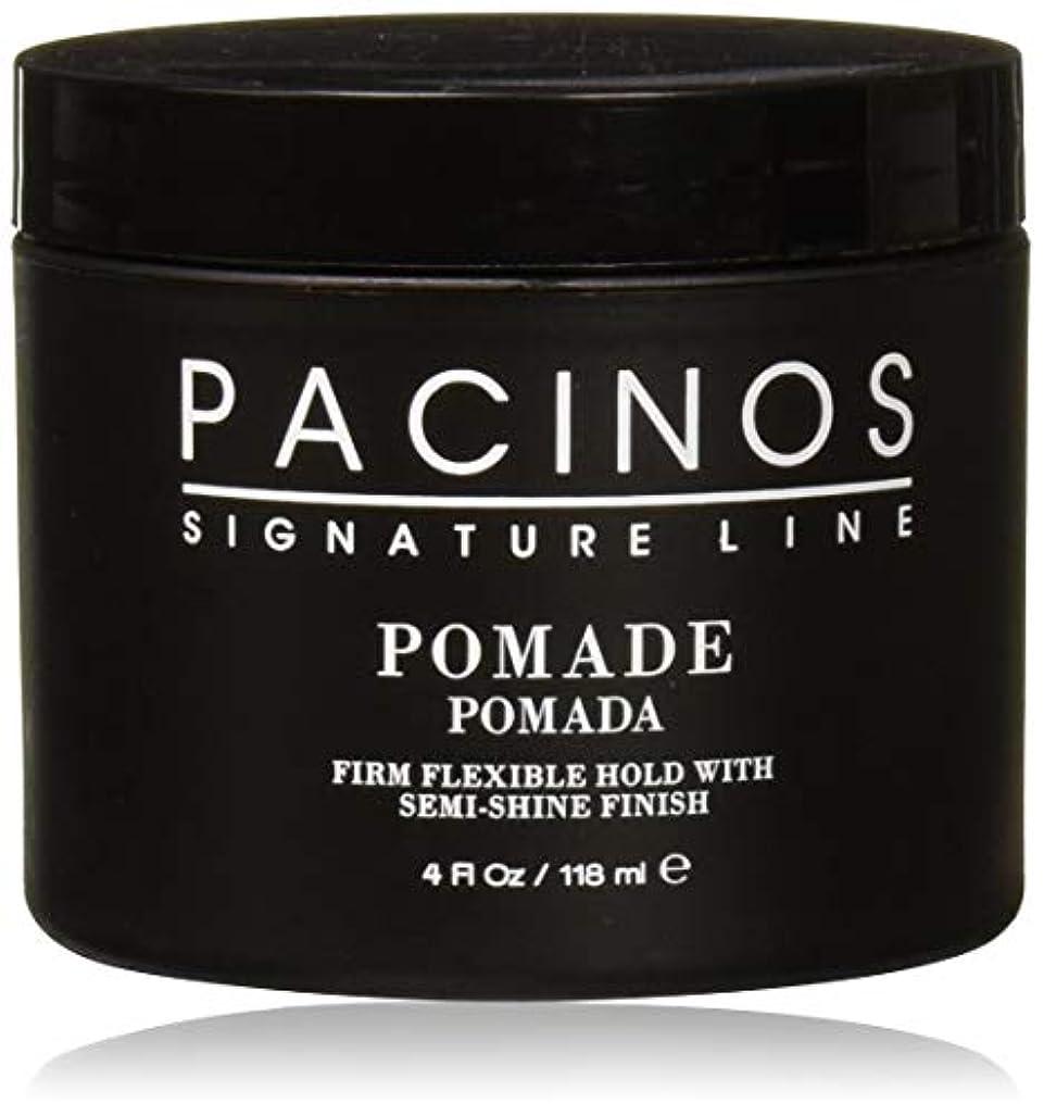 経由で発表する値するPacinos Pomade パチーノス?ポマード【日本正規品】4oz(118g)
