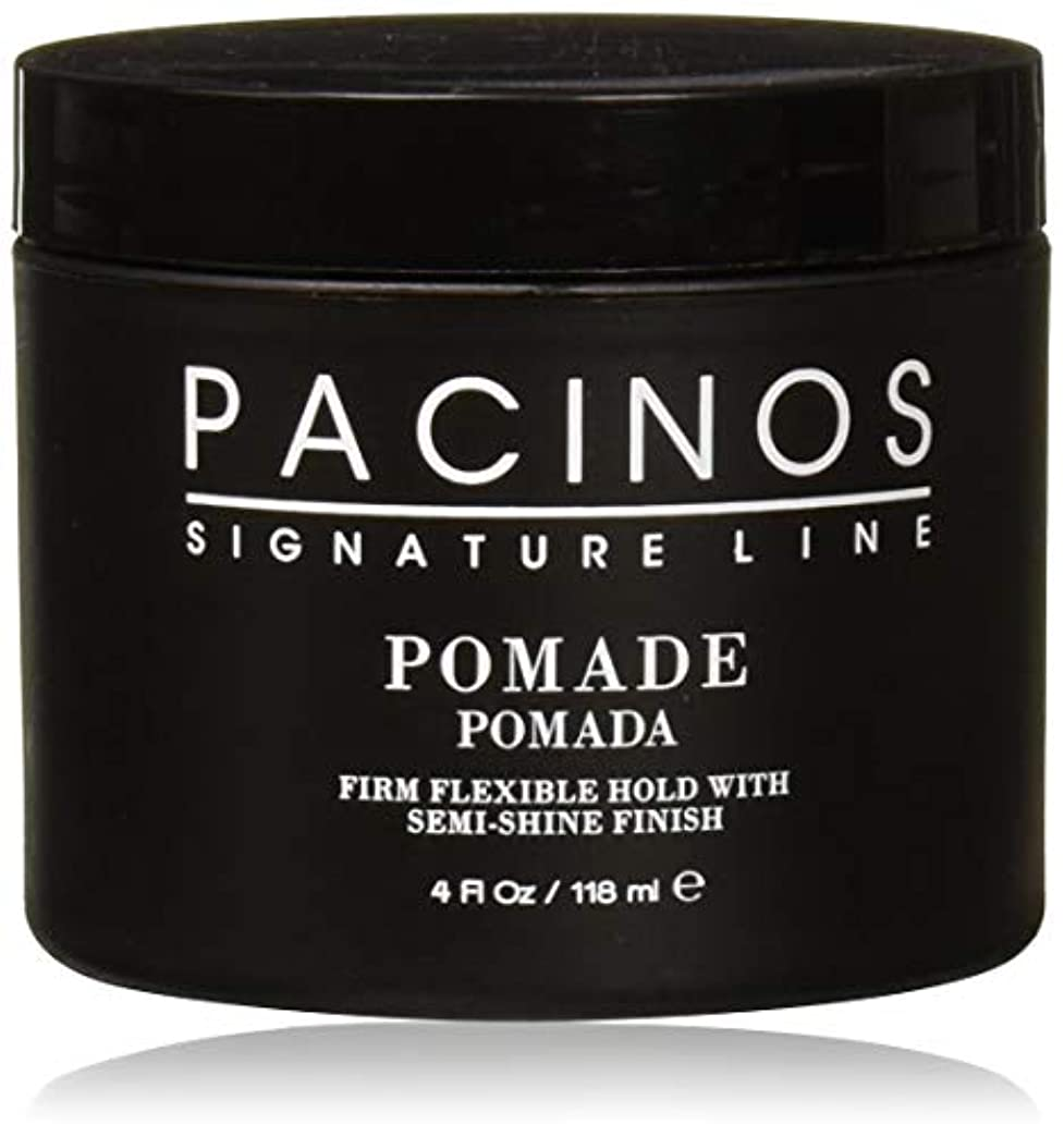 ビスケット注目すべき排除するPacinos Pomade パチーノス?ポマード【日本正規品】4oz(118g)