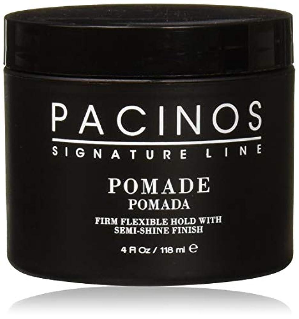 ラブ習熟度重なるPacinos Pomade パチーノス?ポマード【日本正規品】4oz(118g)
