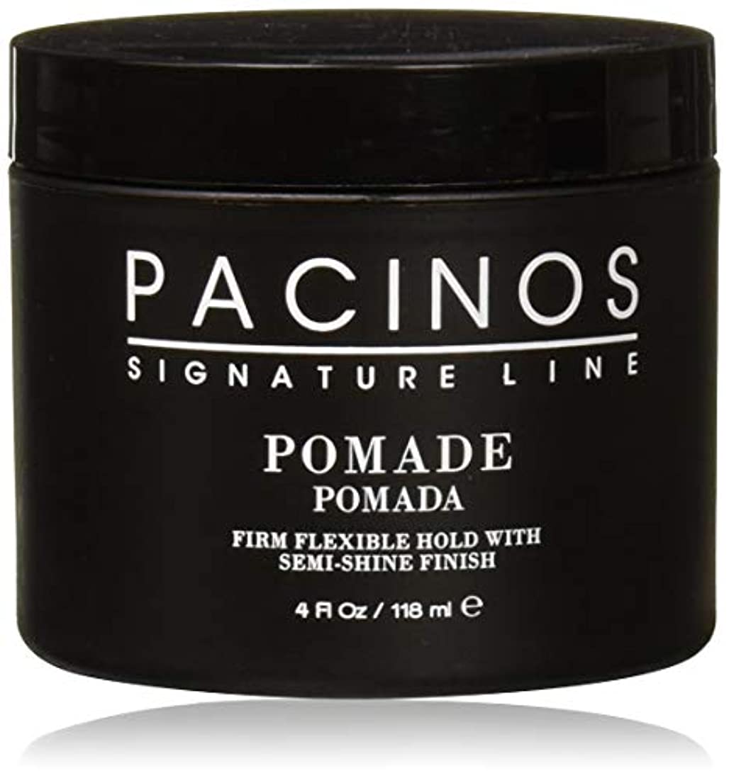 に賛成に同意するバンガローPacinos Pomade パチーノス?ポマード【日本正規品】4oz(118g)