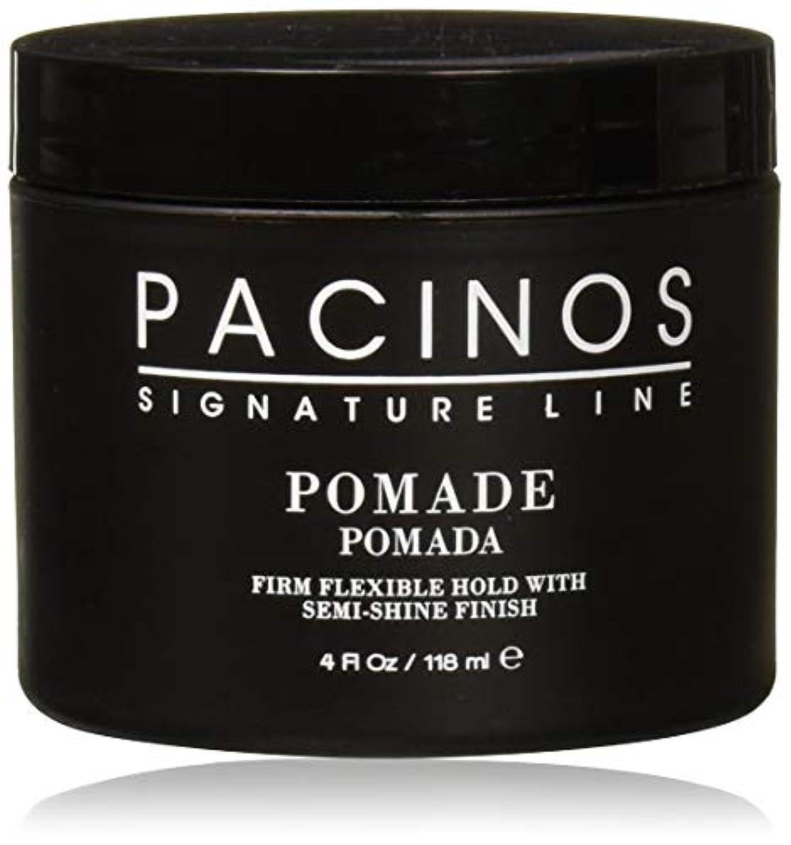 できる否定する立場Pacinos Pomade パチーノス?ポマード【日本正規品】4oz(118g)