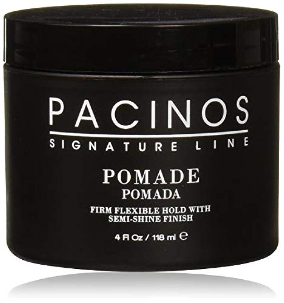 モディッシュ質素なウェイドPacinos Pomade パチーノス?ポマード【日本正規品】4oz(118g)