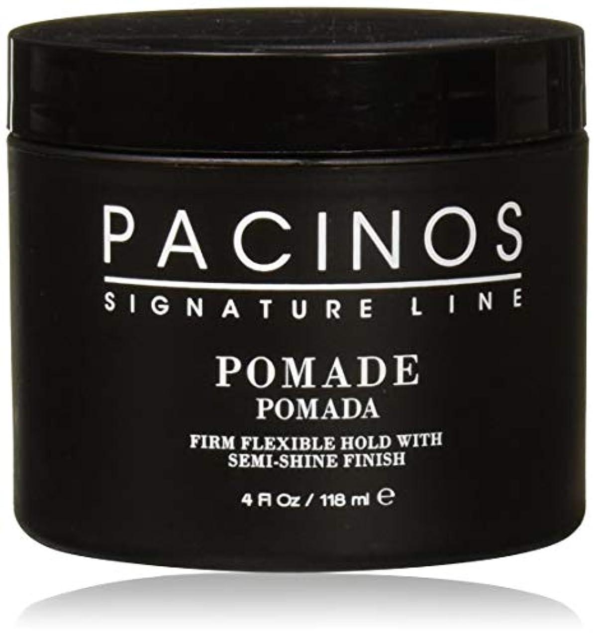 不公平白い許可するPacinos Pomade パチーノス?ポマード【日本正規品】4oz(118g)