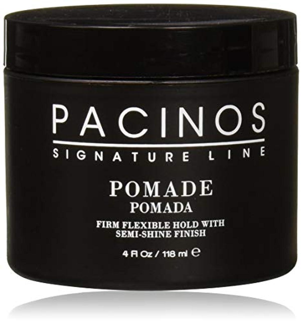 重々しい亜熱帯階下Pacinos Pomade パチーノス?ポマード【日本正規品】4oz(118g)