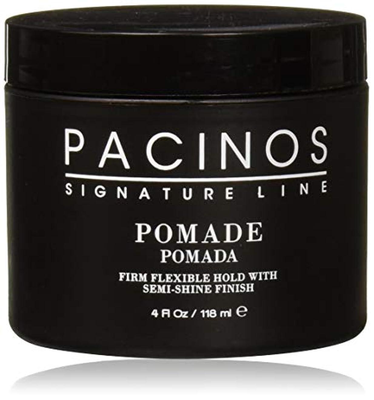 遠洋の質量同情的Pacinos Pomade パチーノス?ポマード【日本正規品】4oz(118g)