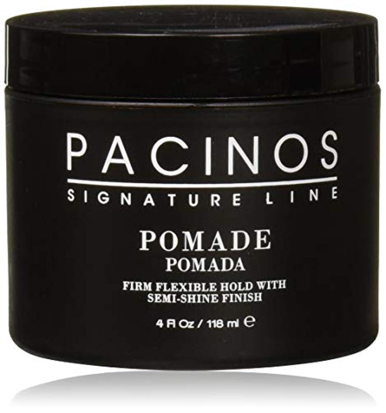 気晴らし理想的インセンティブPacinos Pomade パチーノス?ポマード【日本正規品】4oz(118g)