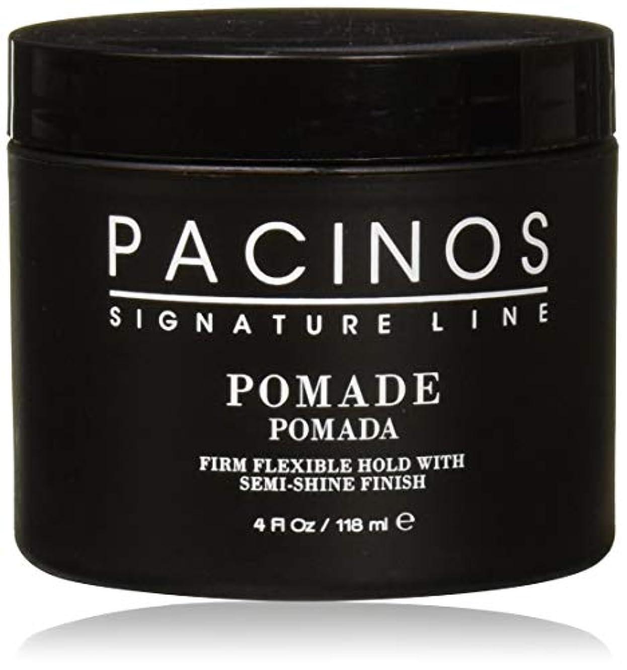 アセする無秩序Pacinos Pomade パチーノス?ポマード【日本正規品】4oz(118g)