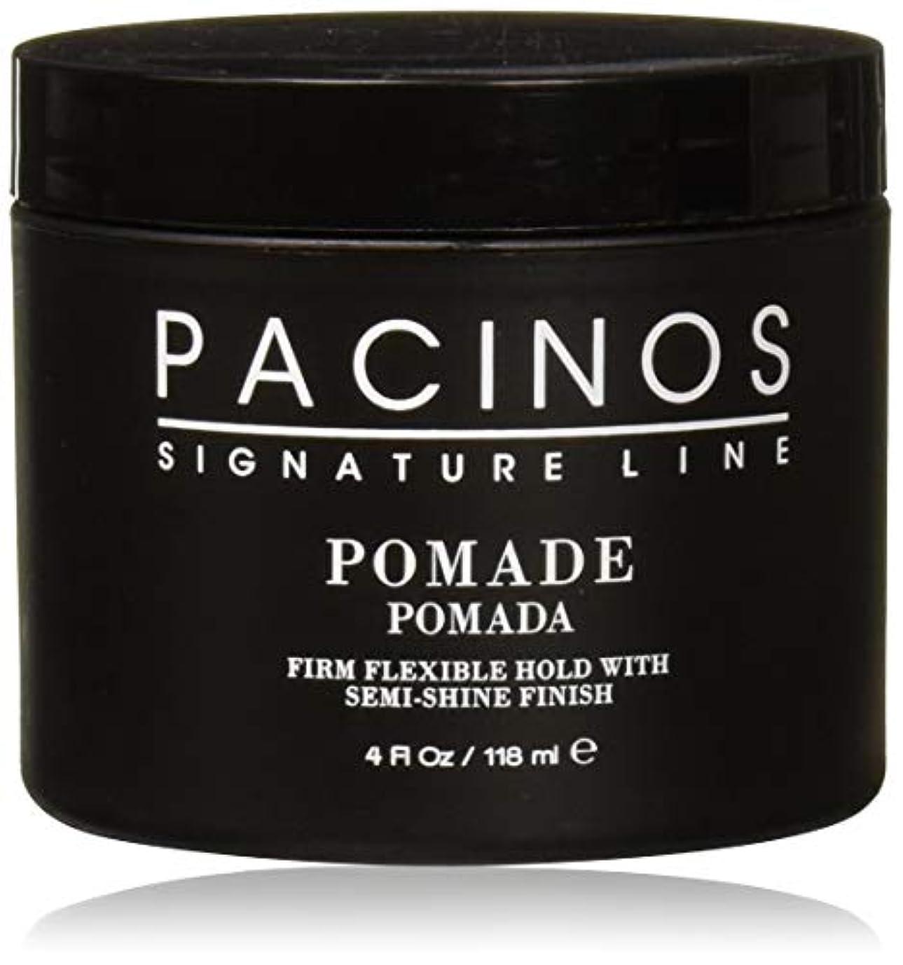 弾丸地殻コスチュームPacinos Pomade パチーノス?ポマード【日本正規品】4oz(118g)