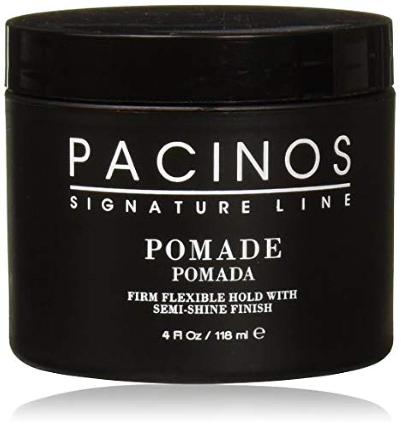 プラットフォーム不快な不透明なPacinos Pomade パチーノス?ポマード【日本正規品】4oz(118g)