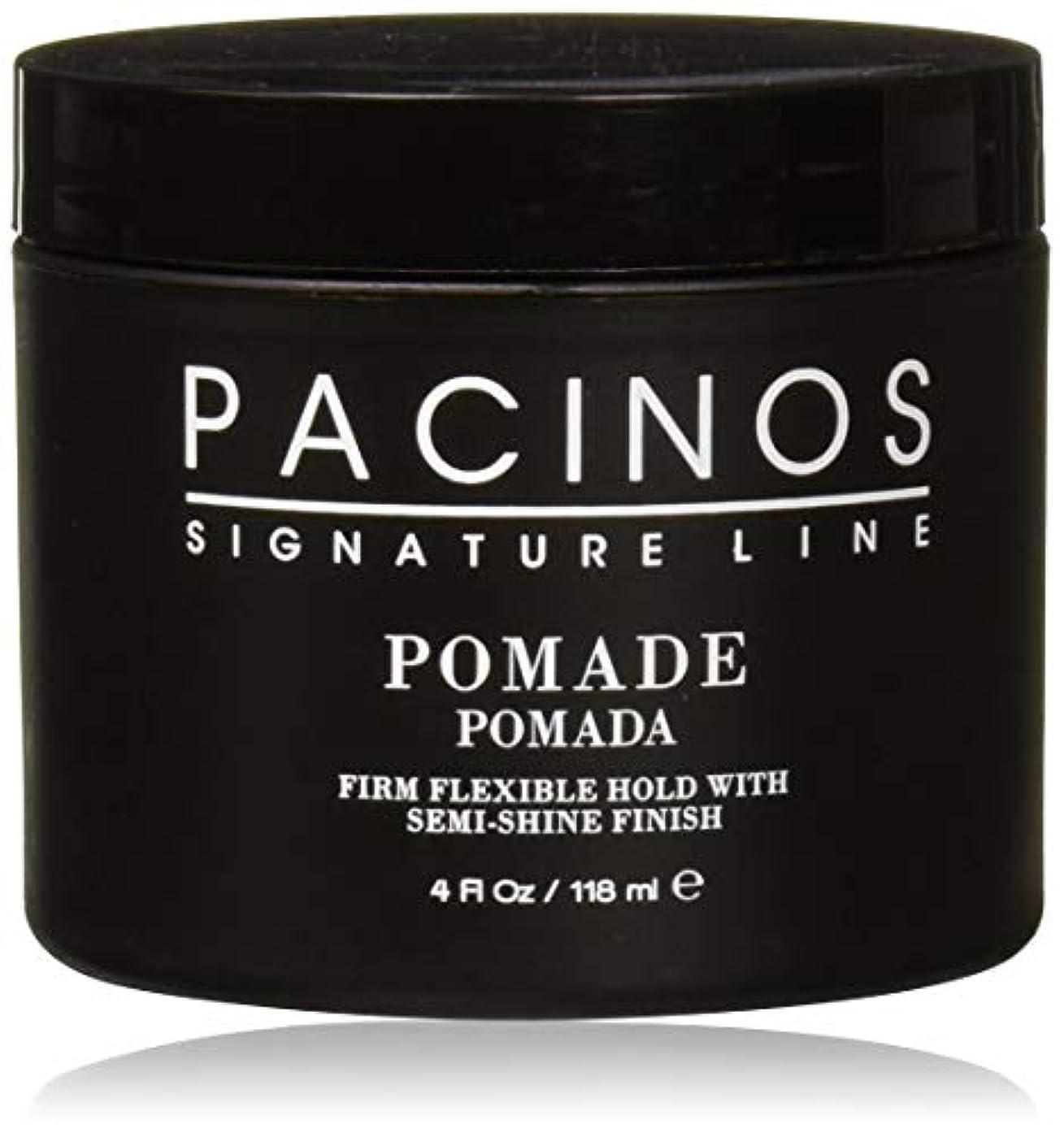 寝る比類のない姓Pacinos Pomade パチーノス?ポマード【日本正規品】4oz(118g)