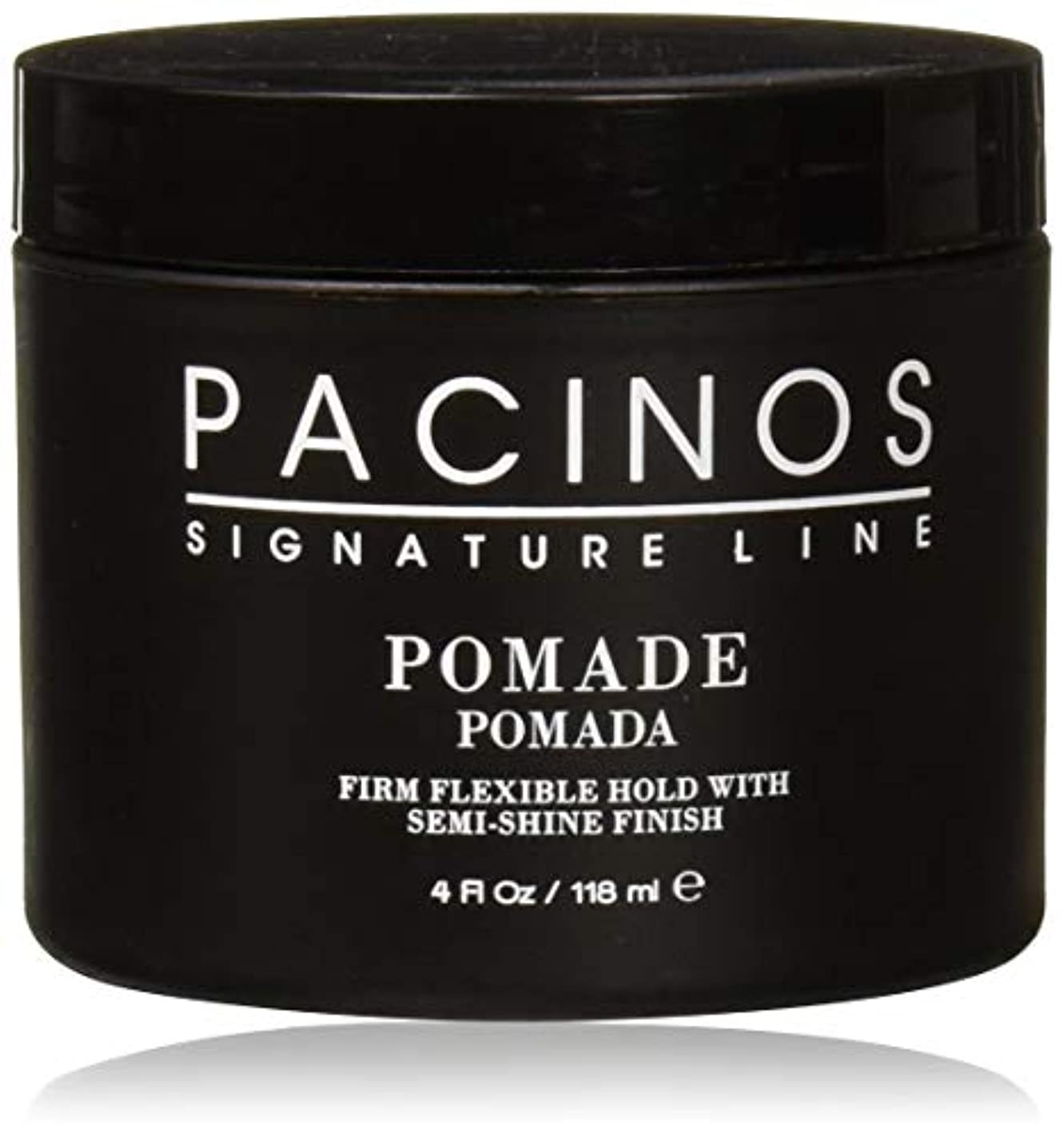 物足りない包囲特別なPacinos Pomade パチーノス?ポマード【日本正規品】4oz(118g)