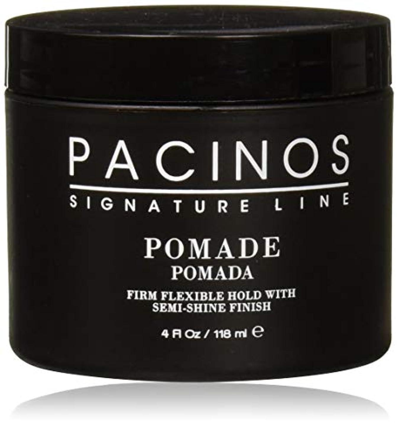 一般的な論争知らせるPacinos Pomade パチーノス?ポマード【日本正規品】4oz(118g)