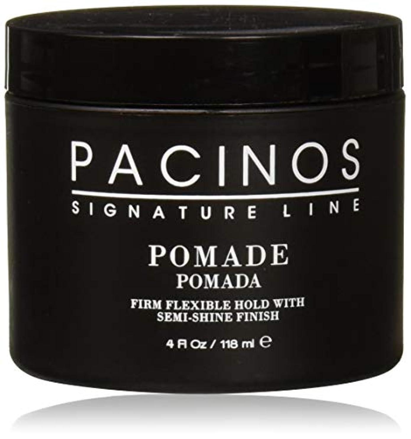 自発的遅れ交換可能Pacinos Pomade パチーノス?ポマード【日本正規品】4oz(118g)