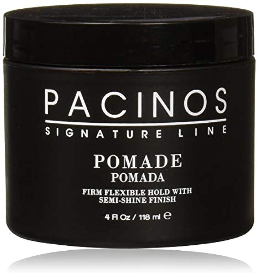 伝記マディソン余裕があるPacinos Pomade パチーノス?ポマード【日本正規品】4oz(118g)