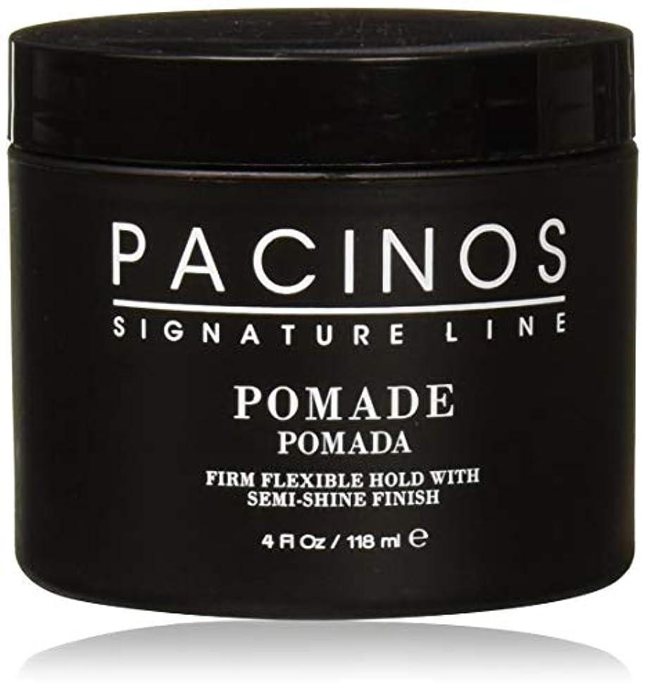 マイルドライブ繊毛Pacinos Pomade パチーノス?ポマード【日本正規品】4oz(118g)