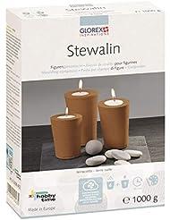 Glorex Stewalin、モデルクレイ、テラコッタ、18 x 13.4 X 5.4 CMです