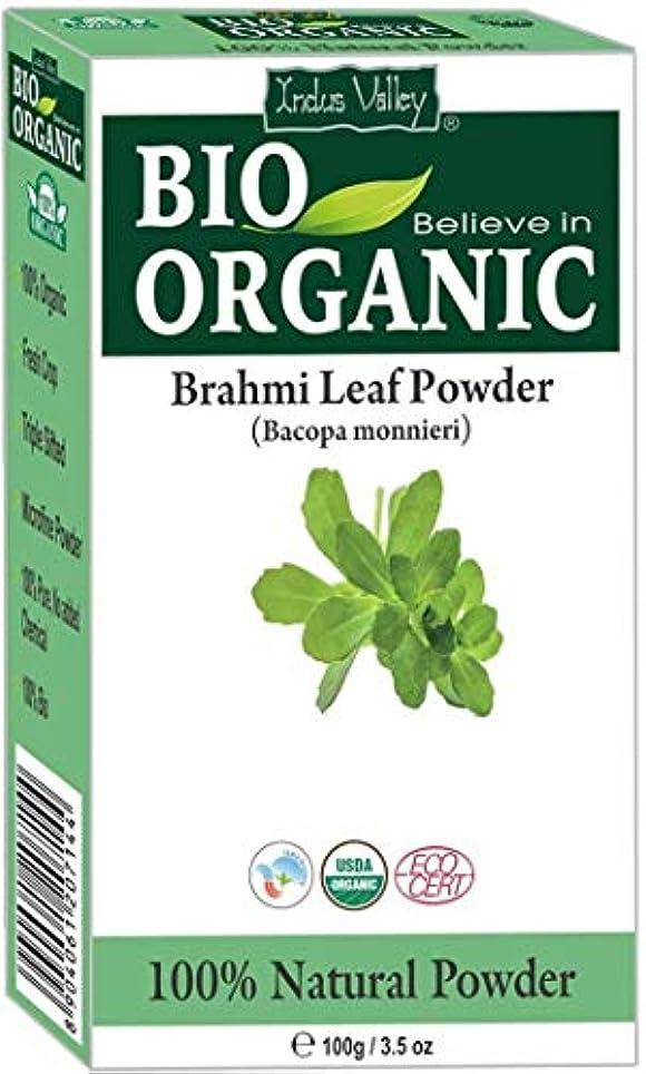 嫉妬台無しに年次無料のレシピ本100gが付いている証明された純粋な有機性Brahmiの粉