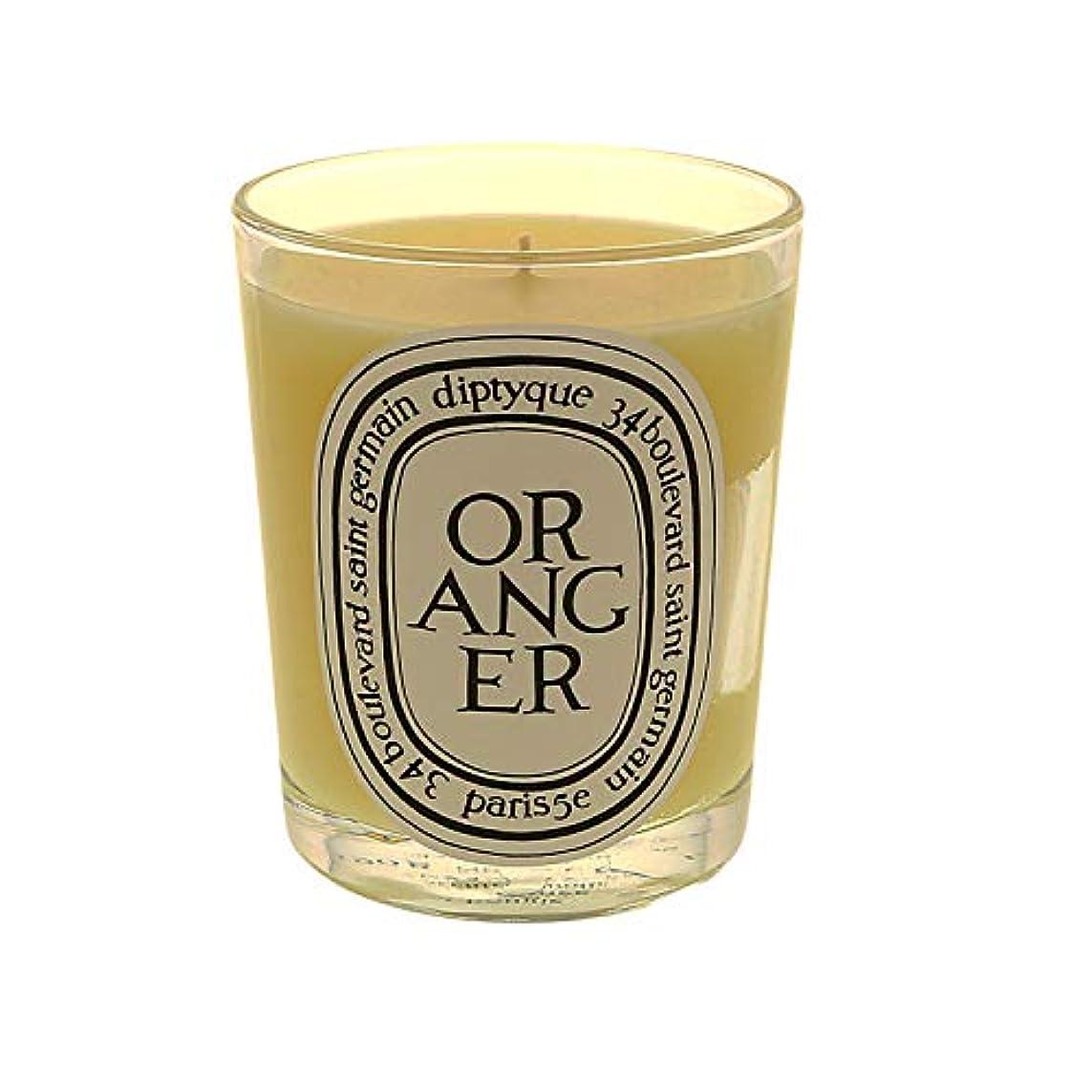 元気な浸透する意味ディプティック キャンドル オランジェ(ORANGER) 190g/6.5oz