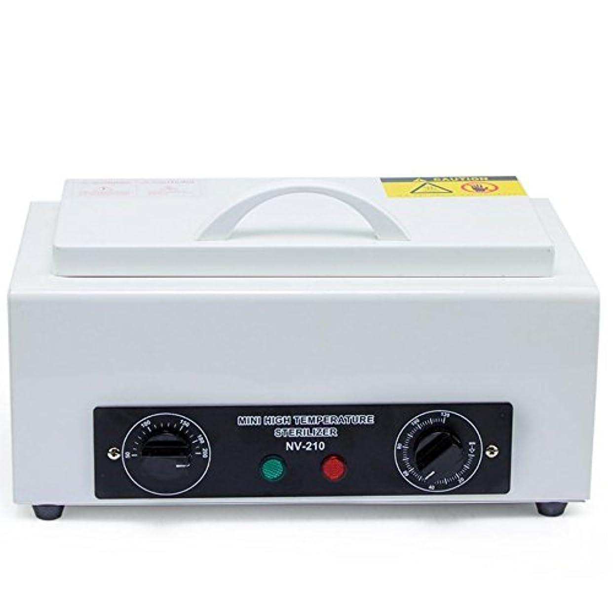 空中比喩一般的なネイル殺菌装置UV消毒キャビネット高温ドライヤーヒートネイルマニキュアサロンツール治療消毒機