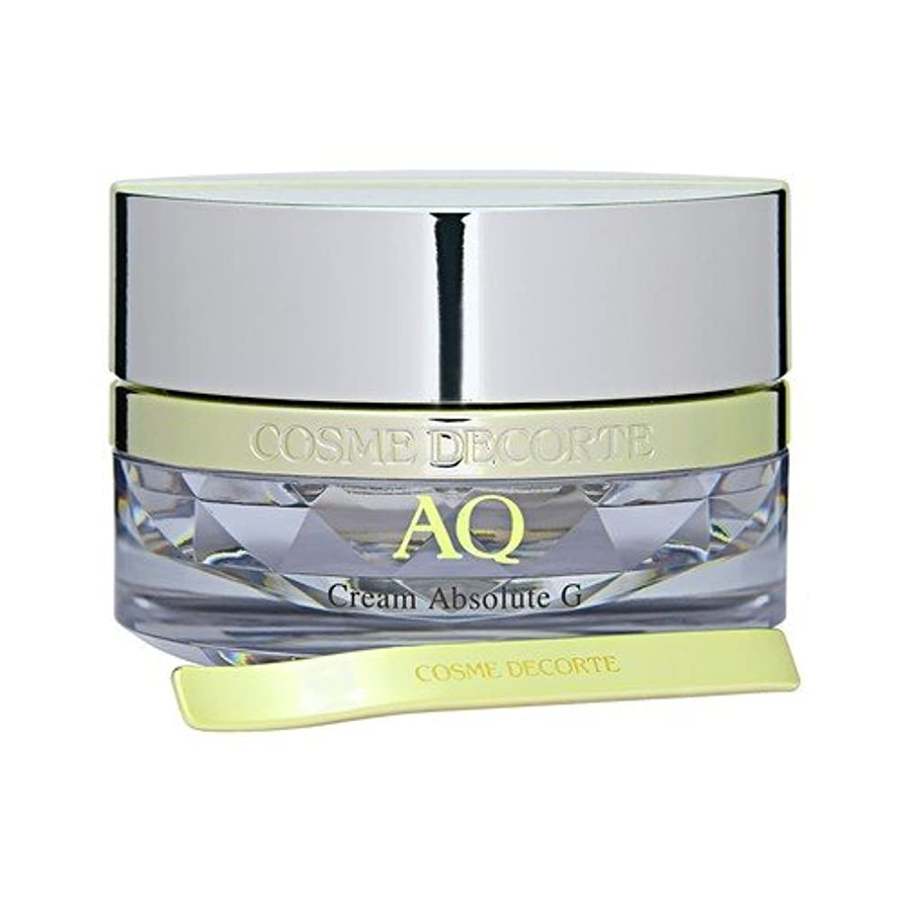 効能ある理容室不信AQ クリーム アブソリュート G 45g 【コスメデコルテ】