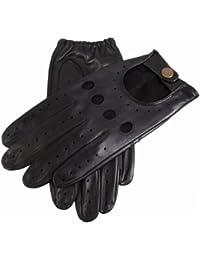 DENTS / デンツ レザー・ドライビング・グローブ 皮製 運転用 手袋- ブラック 5-1011 - L