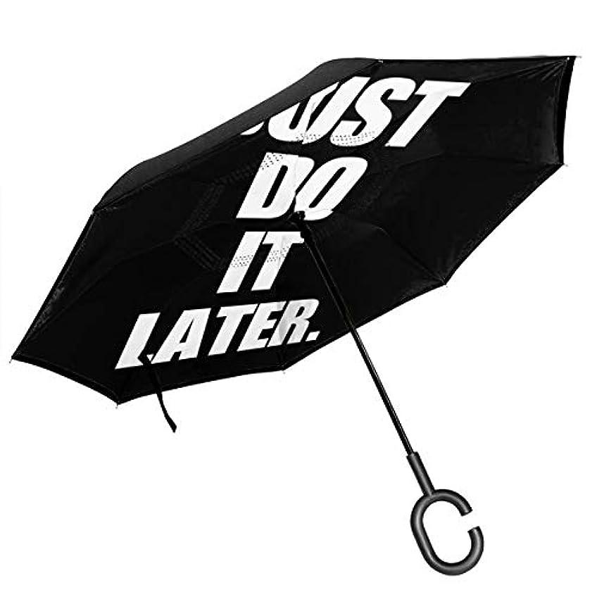 航空機ブート不完全あとでやる 逆さ傘 逆折り式傘 車用傘 耐風 撥水 遮光遮熱 大きい 手離れC型手元 梅雨 紫外線対策 晴雨兼用 ビジネス用 車用 UVカット