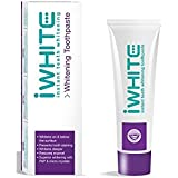 iWhite Instant Teeth Whitening Toothpaste (75ml) (Pack of 6) - 歯磨き粉を白くインスタント歯(75ミリリットル) x6 [並行輸入品]