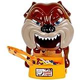 LIUFS いたずらおもちゃ悪い犬噛む玩具トリック玩具噛む指親子相互作用子供のギフト (色 : Brown)