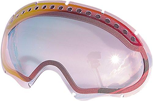 オークリー A FRAME1.0 ゴーグル用交換レンズ RUBY CLEAR