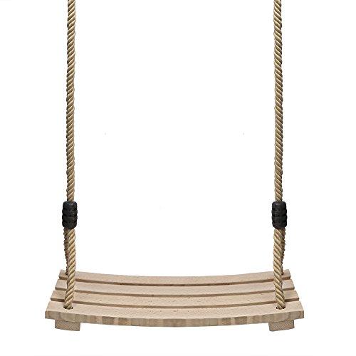 RoomClip商品情報 - Pellor ブランコ 木製 子供 大人用 屋外 屋内用 子供へのプレゼント 100kgまで荷重