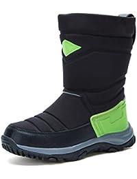 [美しいです] ブーツ レディース ユニセックス メンズ シューズ 冬靴 スノーブーツ 厚手 春 秋 冬 マーティンブーツ 小さいサイズ ロング丈