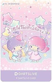 ダーツ カード DARTS LIVE CARD 【ダーツライブカード】 ダーツライブカード リトルツインスターズ | ダーツライブテーマ付き