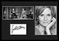 10種類! シンシア・ニクソン/Cynthia Nixon/サインプリント&証明書付きフレーム/BW/モノクロ/ディスプレイ/3W (09) [並行輸入品]