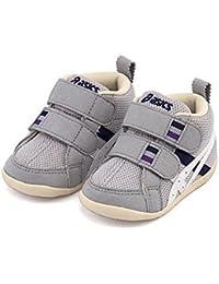 [アシックス スクスク] asics SUKU2 女の子 男の子 キッズ ベビー 子供靴 運動靴 通学靴 ベビーシューズ スニーカー ファブレ ファースト MS 2 吸汗性 低刺激性 ファブレ FIRST MS 2 TUF110