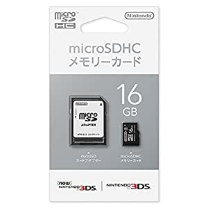 microSDHCメモリーカード 16GB