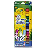Crayola Pip-Squeaks Washable Markers, 16ct
