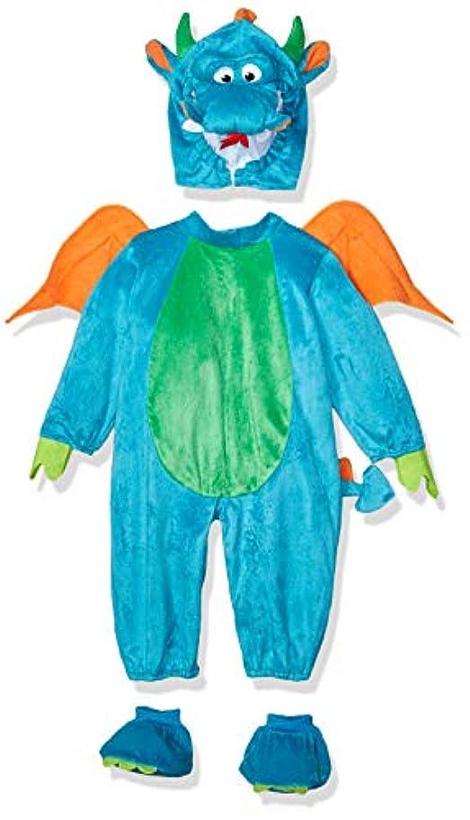 悪化する個人クルーズDinky Dragon Infant / Toddler Costume ちっぽけドラゴンの幼児/幼児コスチューム サイズ:18 Months/2T