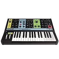 Moog Grandmother Semi-Modular Analog Keyboard Synthesizer [並行輸入品]