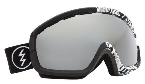 Masque de ski Electric Egb2S - F@ck Cancer / Bronze Silver Chrome