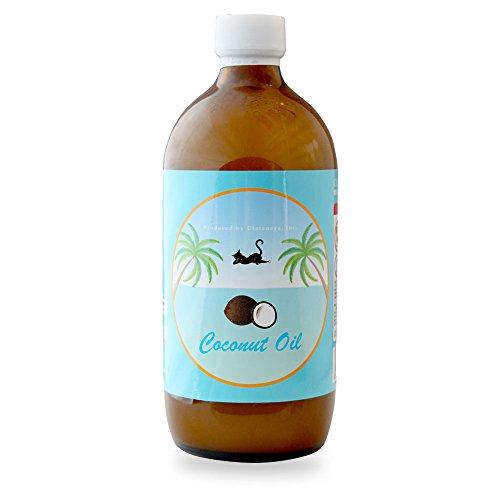 精製ココナッツオイル500ml (ほぼ無臭/26度以下で凝固) 天然100%無添加 安心の国内精製 マカダミ屋