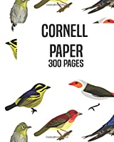 Cornell Paper: Large Notebook. High School College University Note Taking System Efficient Study Method