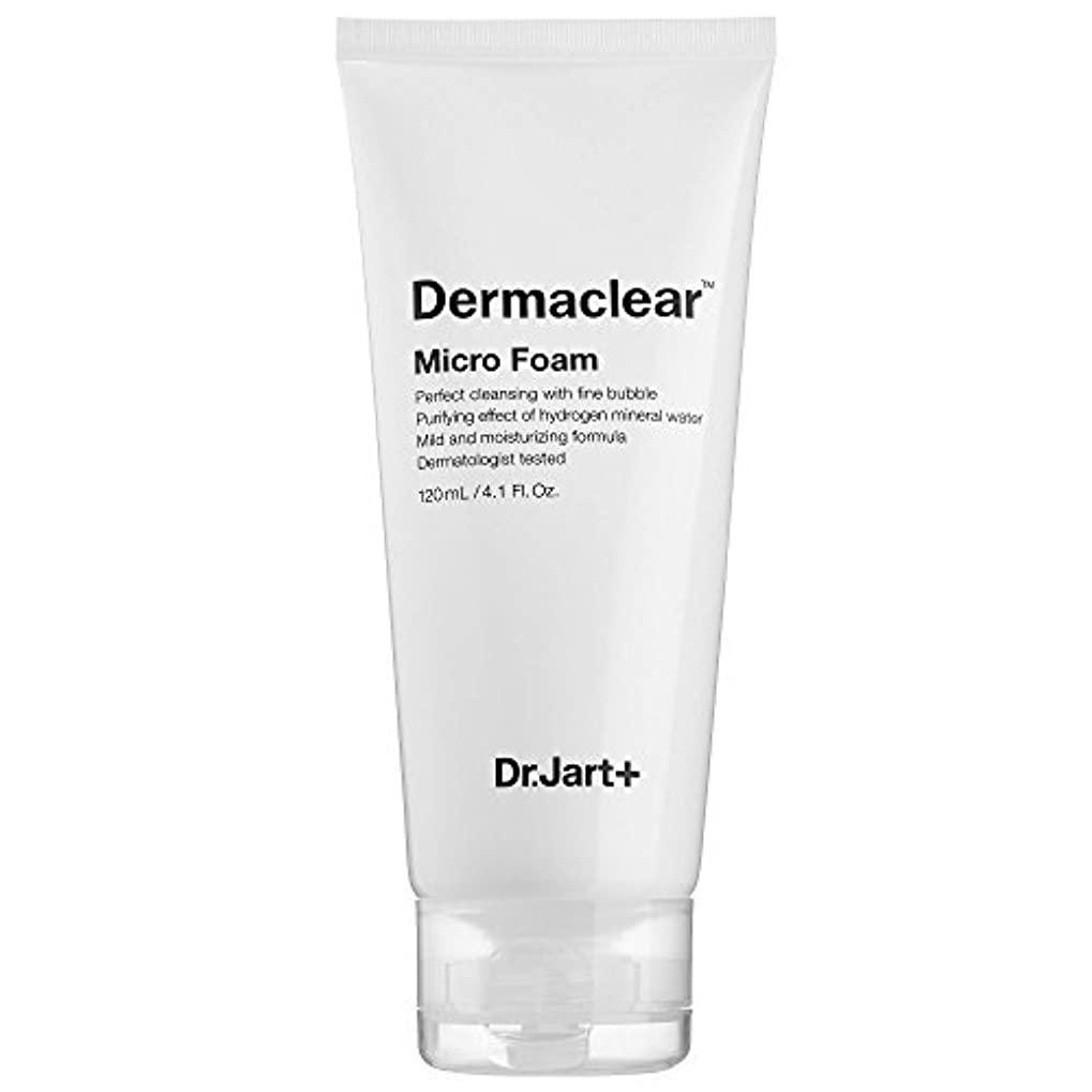 人道的パイプ無許可Dr.Jart+ Dermaclear Micro Foam 120ml [並行輸入品]