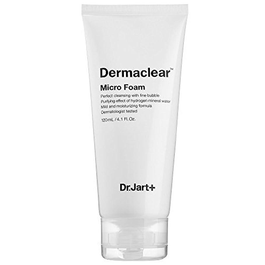 手段以下慈善Dr.Jart+ Dermaclear Micro Foam 120ml [並行輸入品]